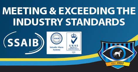 Why choose an SSAIB accredited alarm